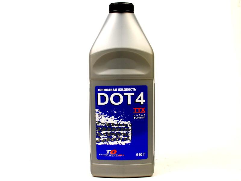 тормозная жидкость dot фото