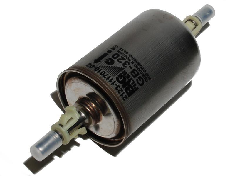 Фото №12 - топливный фильтр ВАЗ 2110 на защелках