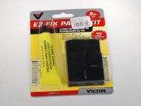 Заплатки для ремонта камер VICTOR (6 заплаток, скребок, клей 14,7мл) V401