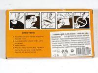 Заплатки для ремонта камер Cold Patch ( 9 запл.+ клей)