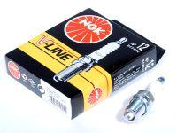 Свечи NGK № 12 / BCPR6E 16-клап. (зазор 0.8)  (4 шт)