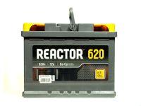 АКБ Reactor 62Ah/620A  (Е) (Аком) Гарантия 36 мес.