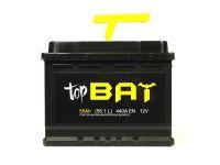 АКБ TopBAT 55Ah/440A  (Р) Гарантия 12 мес.