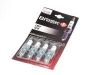 Свечи Brisk L15Y 2101-07, 2121 карбюратор (4 шт)