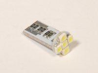 Лампа светодиодная  W5W 2,1*9,5d  белый, 5-SMD (YADA)