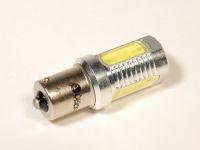 Лампа светодиодная P21W BA15S белый 4-SMD (YADA)