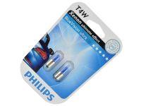Лампа T4W  BLUE VISION ultra (2 шт) (Philips)