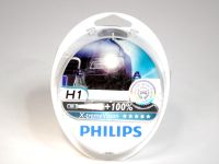 Лампа H1 55W +100% (Philips)  X-TREME VISION