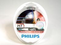 Лампа H7 55W +50% (Philips)  VISION PLUS( 2шт)
