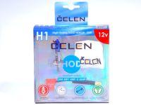 Лампа HOD 12V H1 55W +50% Night Ending (Celen) с переходн.