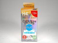 Лампа HOD 12V H4 60/55W +50% 4 Season (Celen)