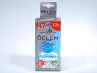 Лампа HOD 12V H7 55W +50% Crystal (Celen)