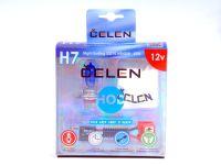 Лампа HOD 12V H7 55W +50% Night Ending (Celen) с переходн.