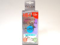 Лампа HOD 12V HB4 55W +50% Crystal (Celen)