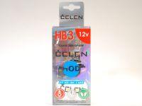 Лампа HOD 12V HB3 65W +50% Crystal (Celen)