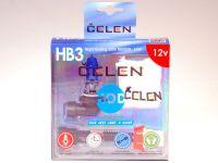 Лампа HOD 12V HB3 65W +50% Night Ending (Celen) с переходн.