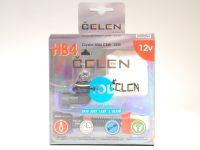 Лампа HOD 12V HB4 55W +50% Crystal (Celen) с переходн.