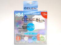 Лампа HOD 12V HB4 55W +50% Night Ending (Celen) с переходн.