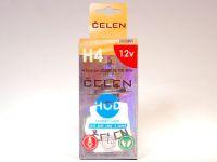 Лампа HOD 12V H4 100/80W +50% 4 Season (Celen)