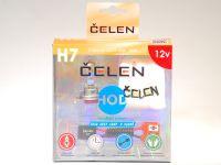 Лампа HOD 12V H7 55W +50% 4 Season (Celen) с переходн.