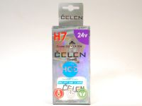Лампа HOD 24V H7 70W +50% Crystal (Celen)