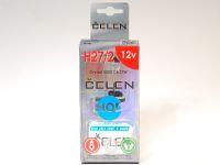 Лампа HOD 12V H27/2 27W +50% Crystal (Celen)