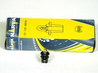 Патрон с лампочкой малый (щиток приборов) 1,2W (NARVA)