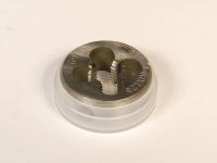 Плашка М10 х 1,25 мм (СИБРТЕХ)