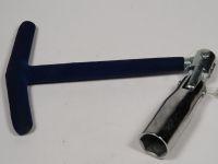 Ключ свечной 16 мм карданный