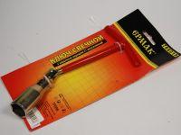 Ключ свечной 21 мм карданный