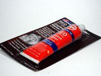 Герметик прокладок высокотемпературный красный ABRO 11-AB  (85г)