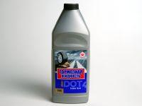 """Тормозная жидкость DOT - 4 """"ХимАвто"""" (910г)"""