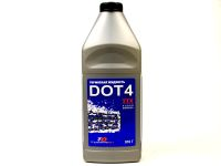 """Тормозная жидкость DOT - 4 """"ТТХ"""" (910г)"""