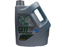 Антифриз Vitex G 11 Ultra G  синий (5кг) (наш штрих код)