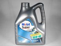 Mobil Super™ 1000 X1  15w40   4л
