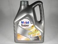 Mobil Super™ 3000 X1 5W-40   4л