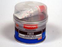 Шпатлевка NOVOL  FIBER  со стекловолокном (200г)