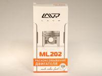Препарат для раскоксовывания двигателя LAVR ML202, (0,33л)