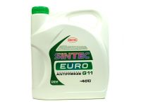 Антифриз SINTEC G 11 EURO зеленый (5кг)