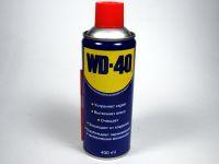 Жидкий ключ WD-40 400 мл  аэрозоль