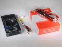 Тестер цифровой (мультиметр) DT-838