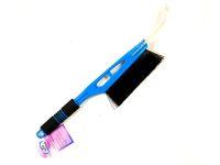 Щетка-скребок с мягкой ручкой AV-2116 (45 см)