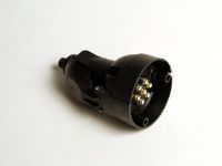 Разъем электро фаркопа в блистере (металл)