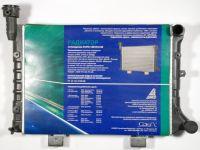 Радиатор охлаждения 21073 (алюм) без датчика,инжек. (ДААЗ)