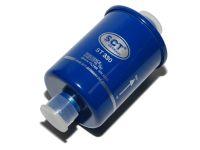 Фильтр топливный 2110-2115, Нива Шевроле (инжектор,с резьбой) (SCT)