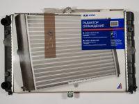 Радиатор охлаждения 2108-99. 2113-15 (алюм) инжектор (ДААЗ)