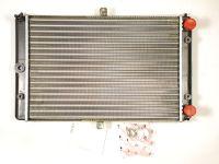 Радиатор охлаждения 2108-099, 2113-15, 2126, 2717 (алюм) (Fenox)  универсальный
