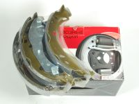 Колодки тормозные задние Ларгус (7701207178) размер д.203х42мм. торм. ситема BOSCH (ADR)