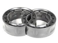Проставка задней пружины 2101-07 усиленная, межвитковые кольца с защелкой (2шт)