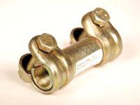 Муфта рулевых тяг с хомутами 2101-07 (Fenox)